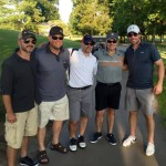 Fun day of Golf with Nashville Predators Hockey Team's Mike Fisher, Gord Bamford, Galen Griffin - Music and David Edwards.