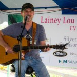 Performing at the Annual Lainey Lou Memorial Concert